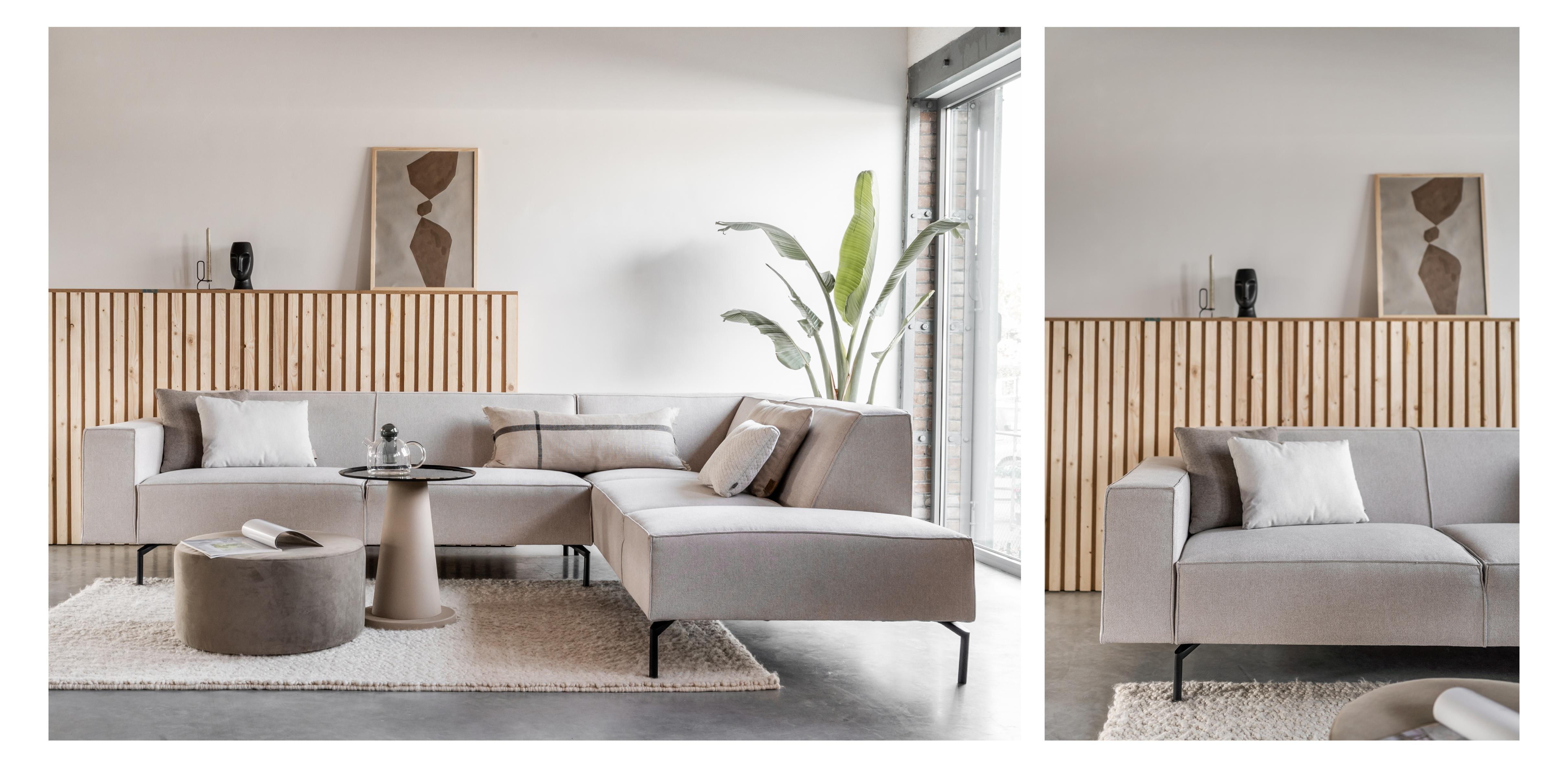 Nord, By SIDDE, interieur, interieurtrend, scandinavisch design, hoekbank.