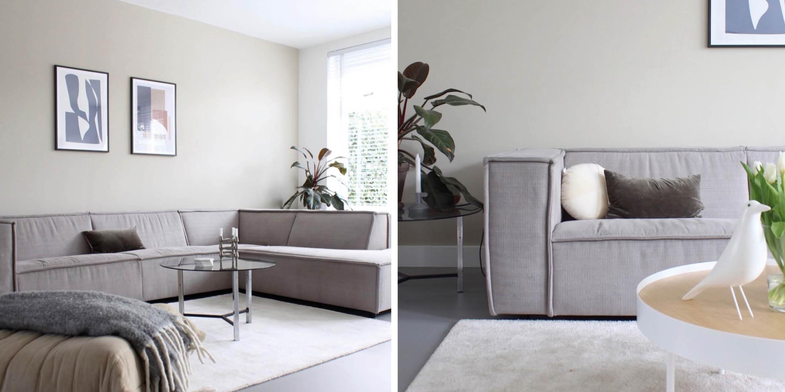 Mooie Design Bankstellen.Op De Bank Met Interieurblogger Sonja Van Zusinterieur Blog By