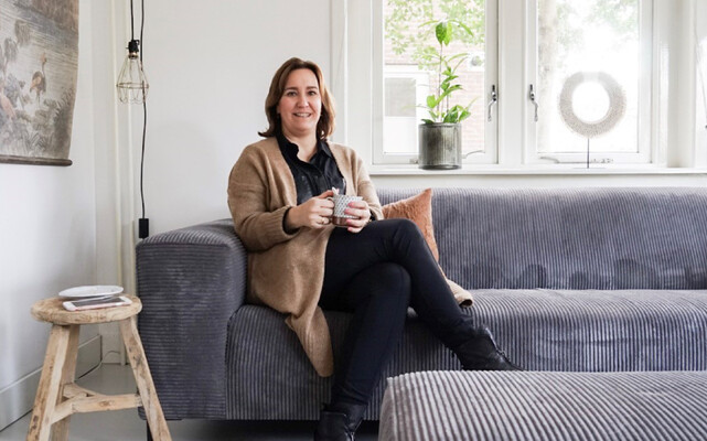 Op de bank met Interieur blogger Laura Verschuur!