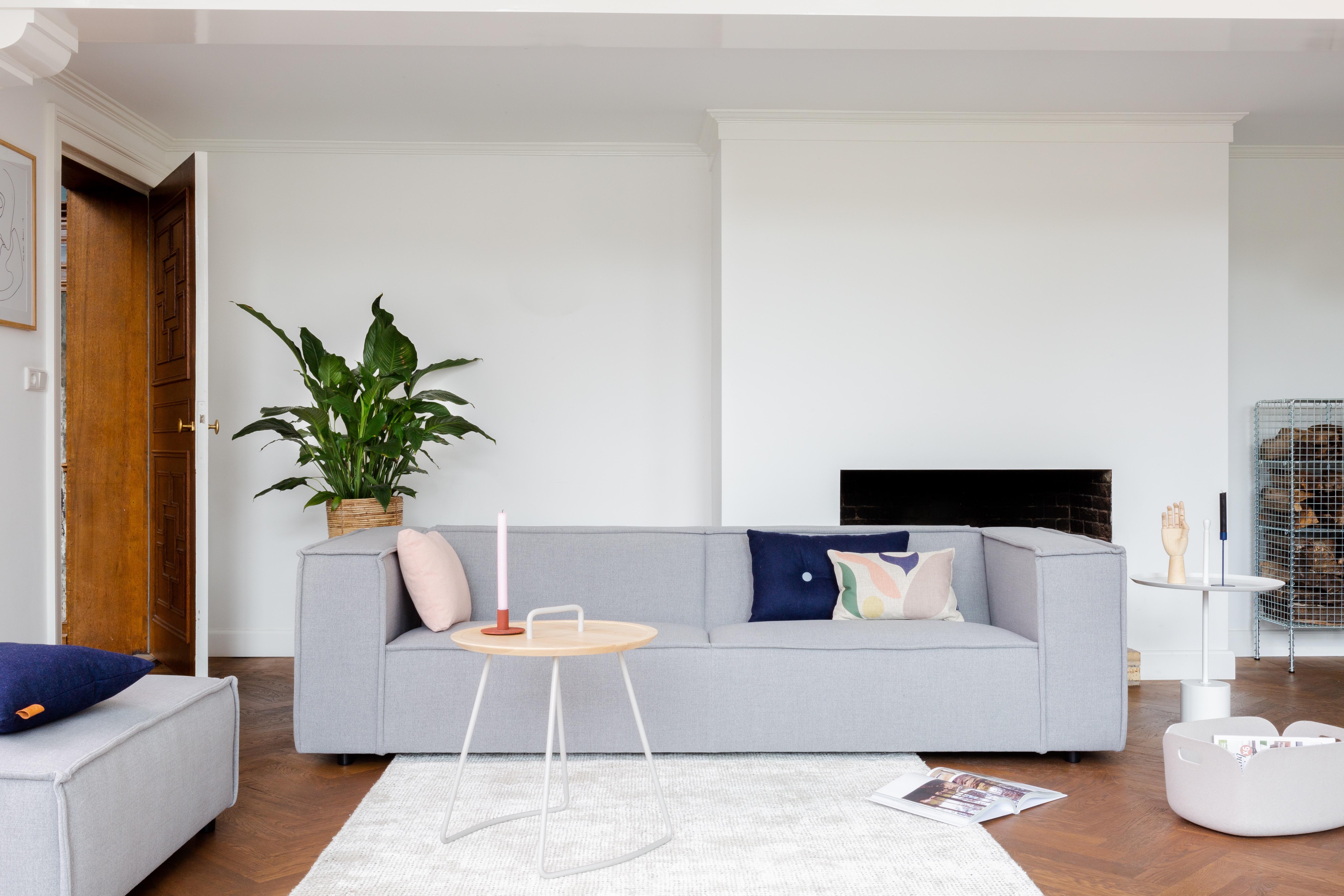 Design Bank Met Hocker.Knud Hocker Design Bankstellen Kopen By Sidde