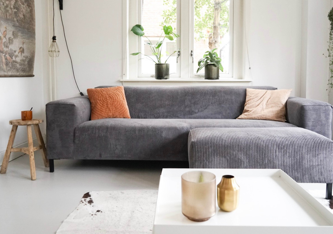 Design Bank Met Hocker.Remus Hocker Design Bankstellen Kopen By Sidde